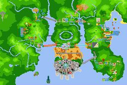 Sinnoh Region Gen II by CKnightsofni on DeviantArt