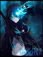 Black Rock Shooter Avatar by Roberto-Miak