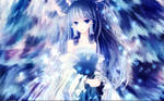 Reimu Hakurei - The Blue Maiden