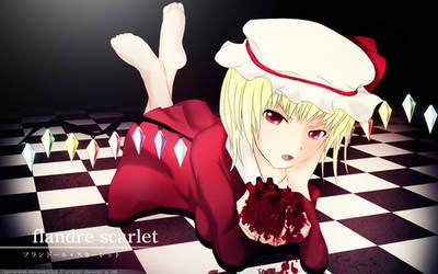 Flandre and the heart