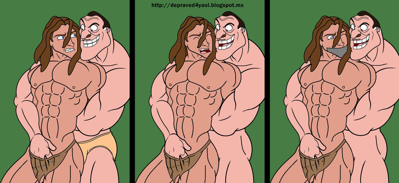 Tarzan by javix94