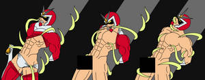 Viewtiful Joe - Suit (Censored)