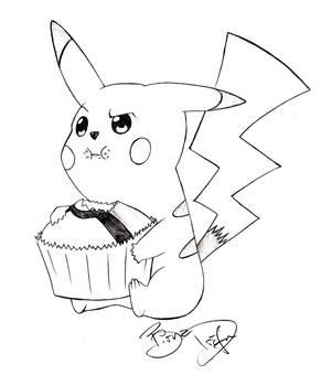 Gift: Pikachu