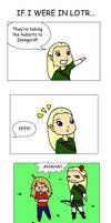 Lord of the Rings comic