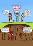 Cartoon 6 - Dirty Work