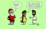 Cartoon 14 - Merry Christmas!