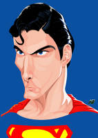 Superman by kgreene