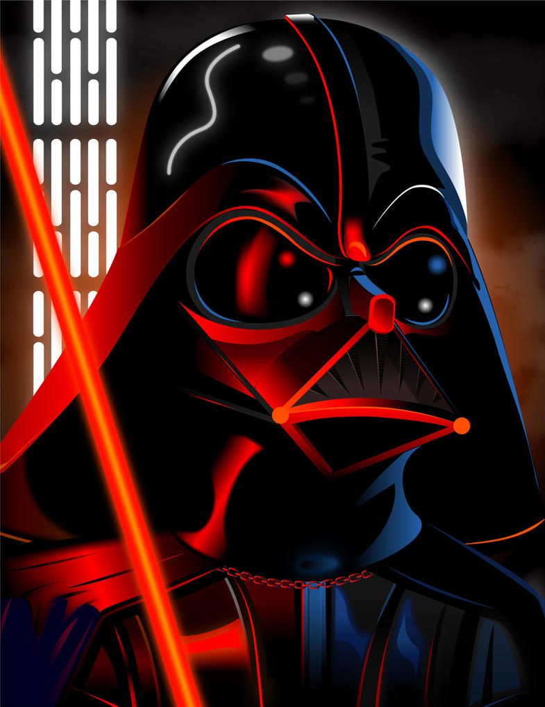 Darth Vader by kgreene