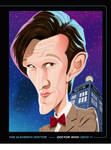 THE ELEVENTH DOCTOR PRINT