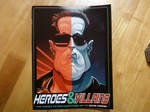 Heroes and Villains Book Proof
