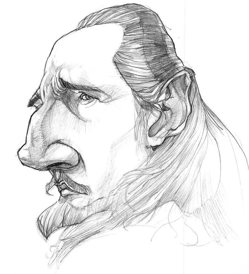 Qui-Gon Jinn by kgreene