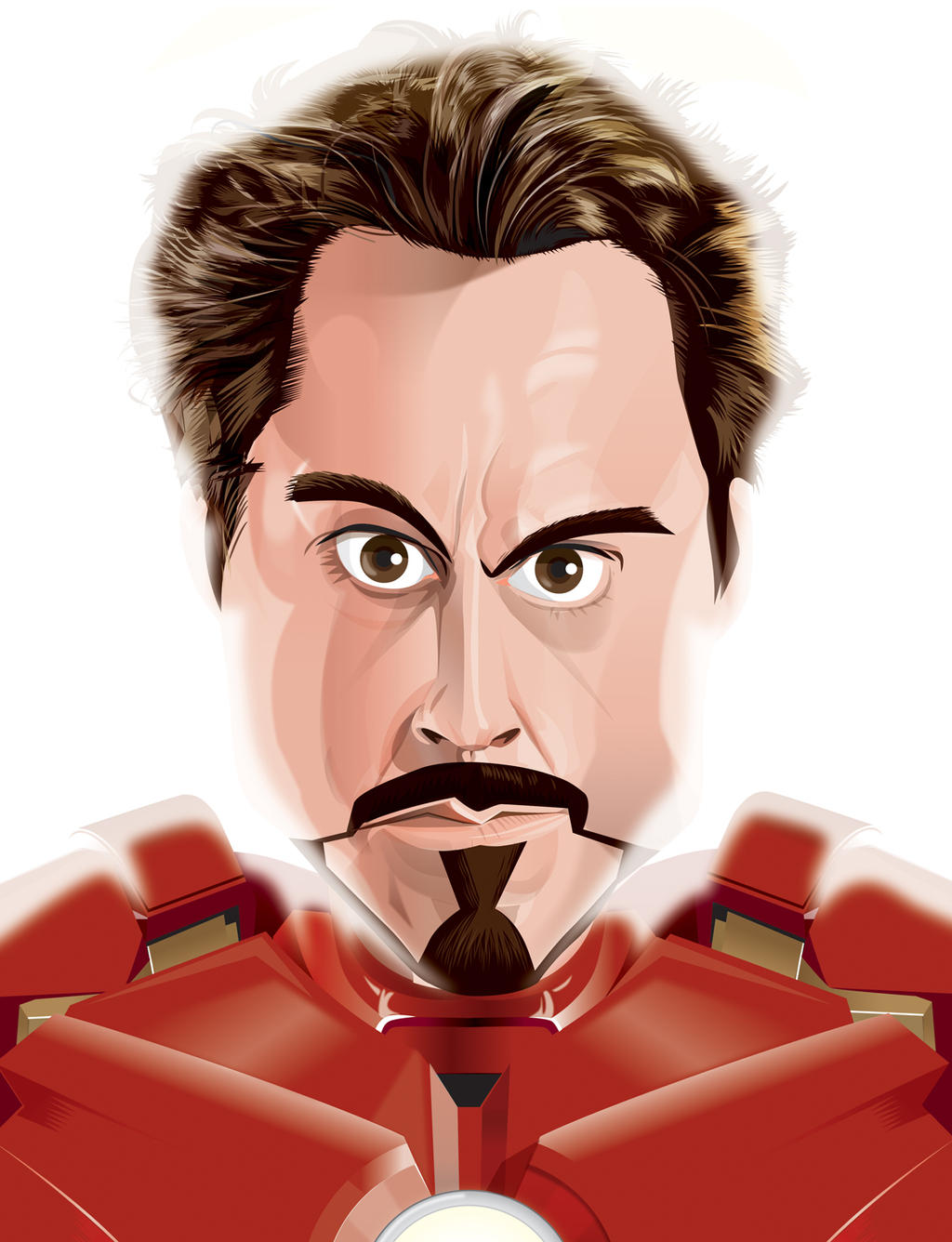 Tony Stark/iron Man by kgreene