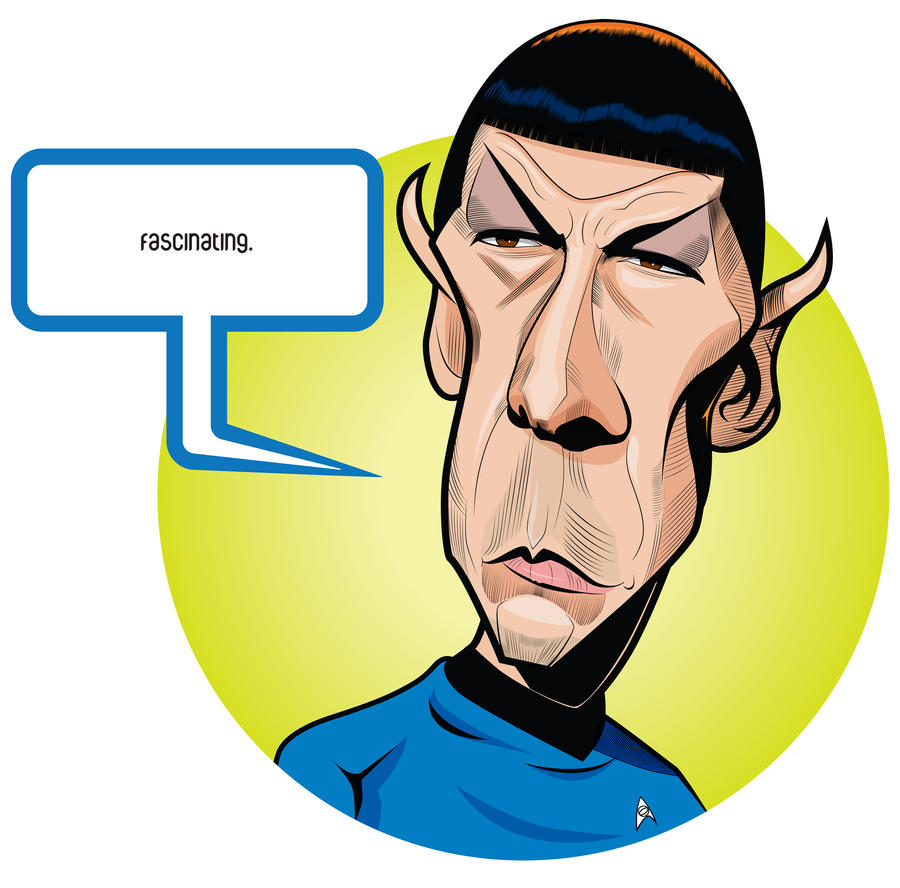 So long, Leonard Nimoy... by kgreene