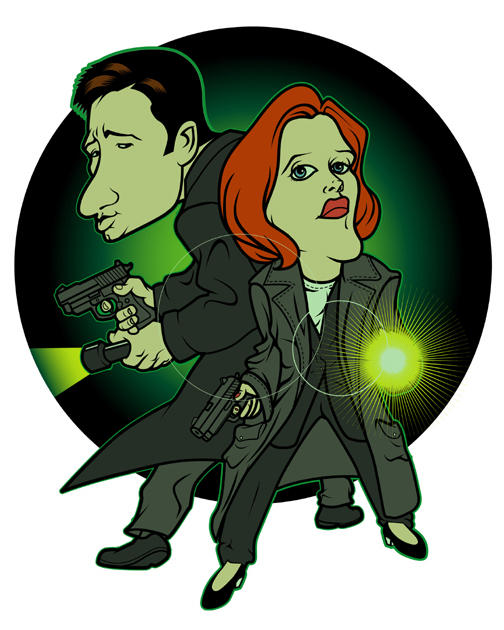 X-Files by kgreene