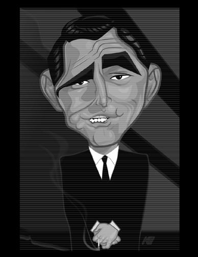 Rod Serling by kgreene