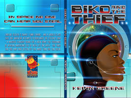 Biko and the Thief book Cover Art
