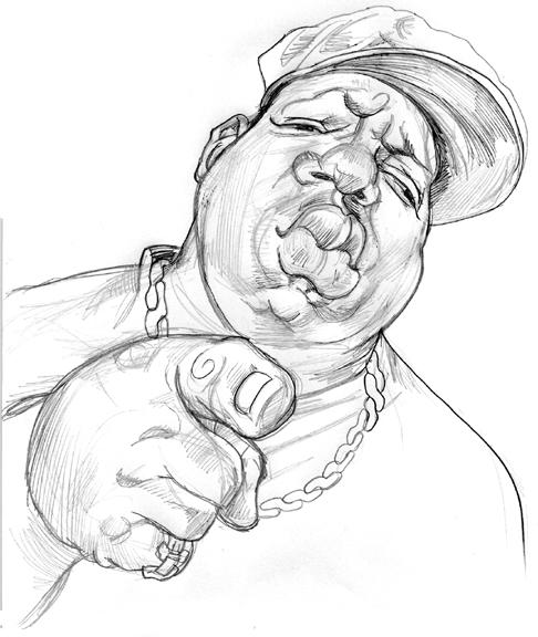 Biggie by kgreene