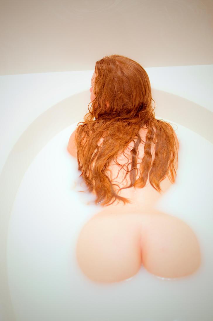 Milk Bath 3 by swiftmoonphoto