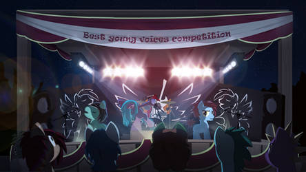 Best young voices competition