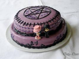 Kuroshitsuji Cake 4! by Clary-chan