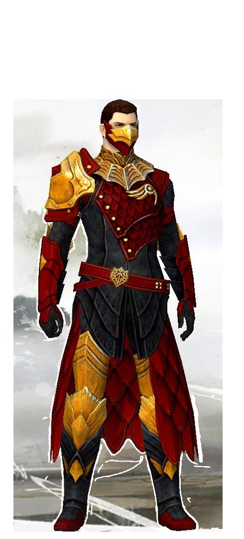 My Guild Wars 2 Character: Ranger by BlackStarLGArt