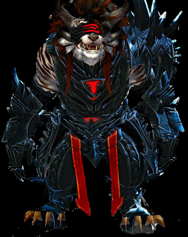 My Guild Wars 2 Character: Revenant by BlackStarLGArt