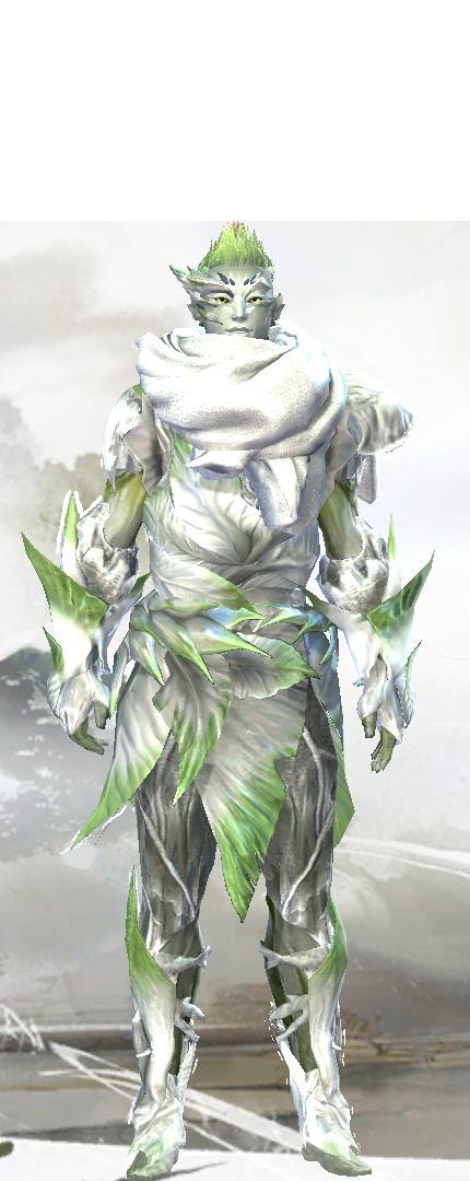 My Guild Wars 2 Character: Necromancer-Reaper by BlackStarLGArt