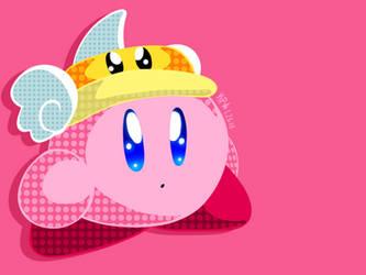 Cutter Kirby by KirbyPiedaKirby