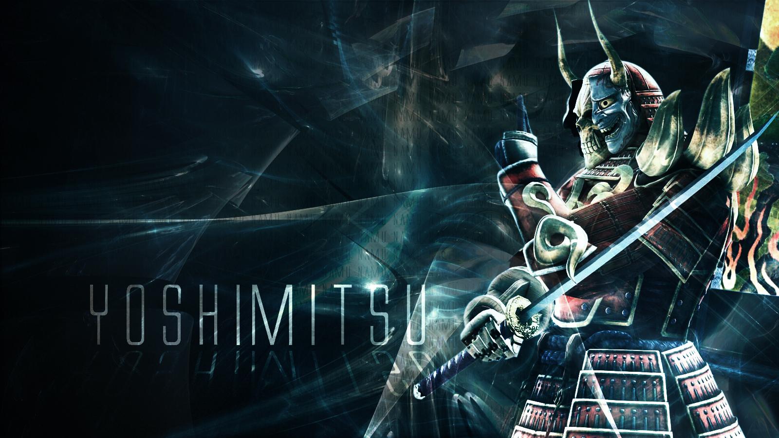 Yoshimitsu by CrazyTaco93