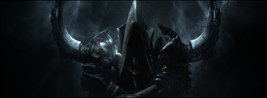 Malthael Facebook Cover by CrazyTaco93