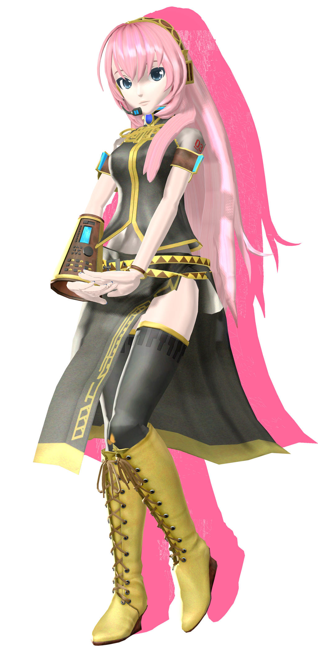 3d mmd luka megurine make to fuck 5