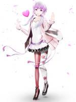 [MMD] Yuzuki Yukari V4 by NatsumiSempai