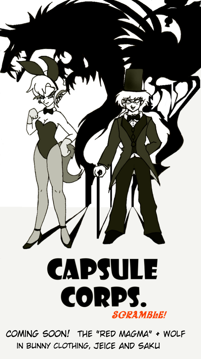 Capsule Corps Capsule Corps Cover Picture