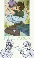 Full Moon: Trunks x D by Weasley-Detectives