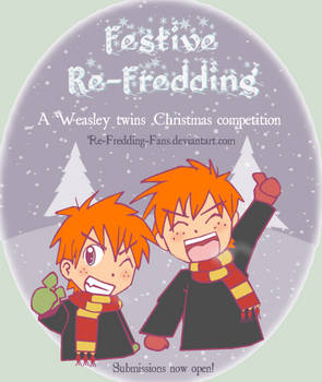 Weasley Twins Christmas Competition