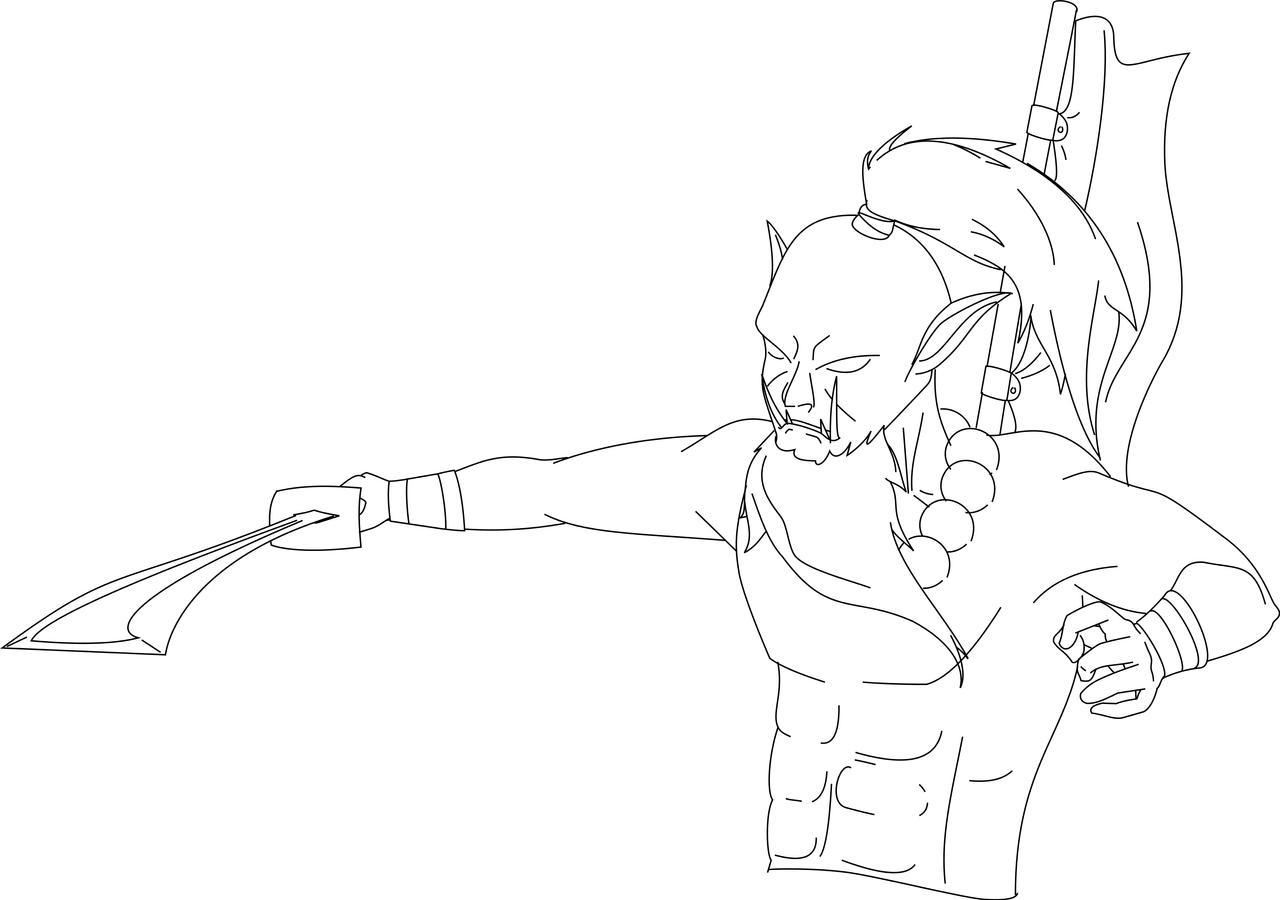 how to draw a juggernaut