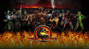 Mortal Kombat 2011 Wallpaper 2