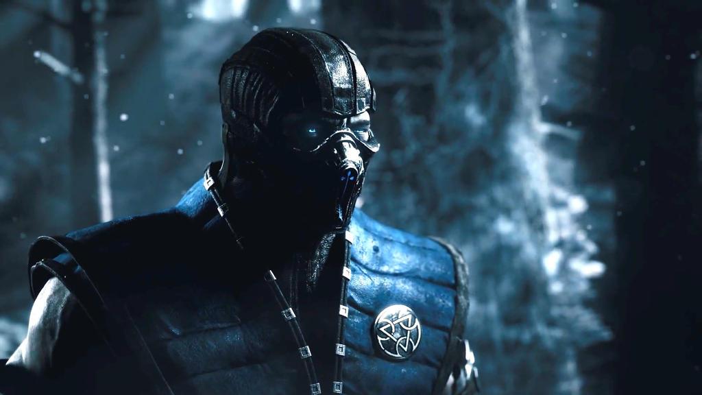 Mortal Kombat X Sub-Zero 1080p by Sakis25