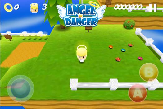 Angel in Danger coming soon on iOS