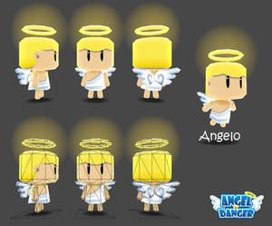 Angelo - Angel in Danger game