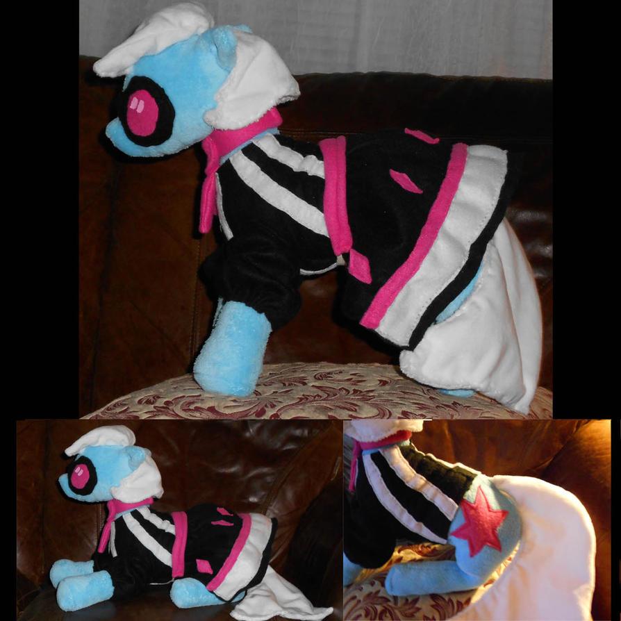 My Little Pony Photo Finish Custom Plush by Sophillia