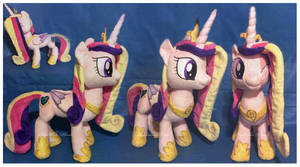 For Sale: Winky Princess Cadence by Sophillia