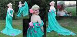 Frozen Fever Elsa by Sophillia
