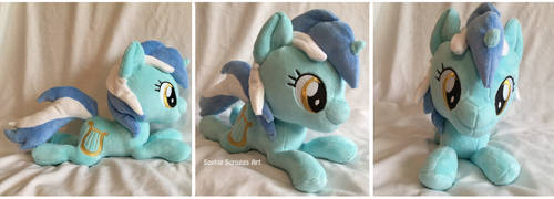Lyra Plushie For Sale by Sophillia
