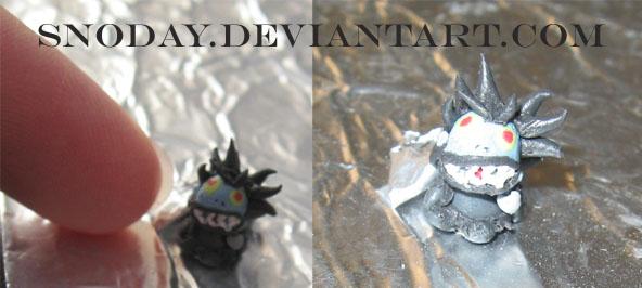 Tiny Ryuk by snoday