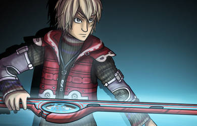 Shulk by WhatJessieSees