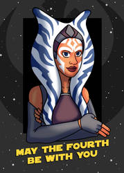 May the Fourth be with You by WhatJessieSees