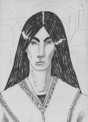 Young Elrond by Nuredhel