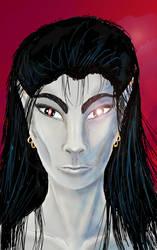 Melkor by Nuredhel