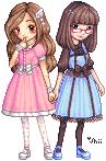 Vick e Shii Lolita